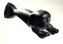 Inuit carving.