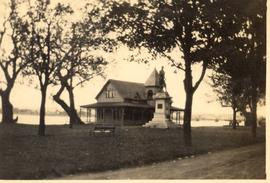 Standard Travel Club House at Fredericton, New Brunswick.