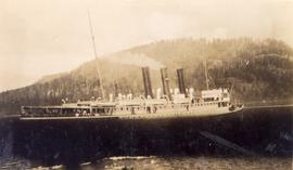 Steamer Prince George.
