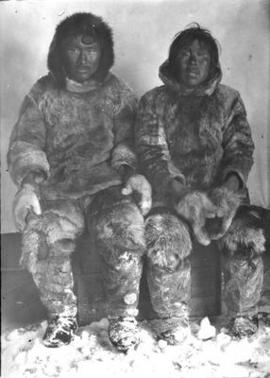 Unidentified Eskimo Men