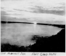 """The Midnight Sun""- Fort Good Hope"