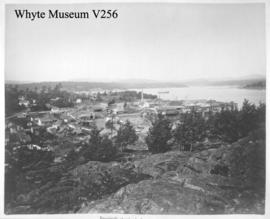 Esquimalt, showing harbour