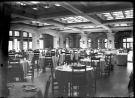 Banff Springs Hotel, dining room
