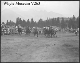 Banff Indian Days race