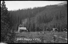 Yoho Valley Camp