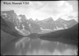 ACC camp, Consolation, Moraine Lake