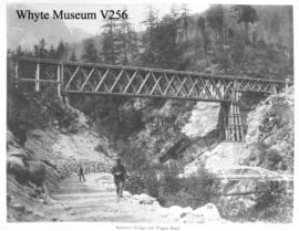 Spuzzum Bridge and Wagon Road