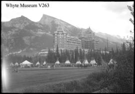 Indian Days, at Banff Springs Hotel