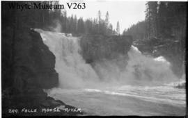 Moose Falls River (Yellowhead trip?)