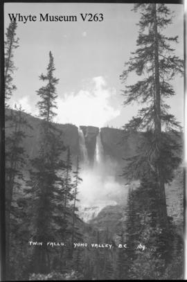 109. Twin Falls, Yoho Valley (ACC?)