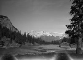 Banff views, Fairholme Range