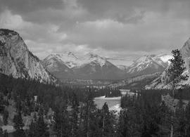 Banff views, Bow Valley