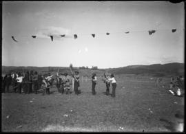 [Stoney Indian archery competition at Morley]