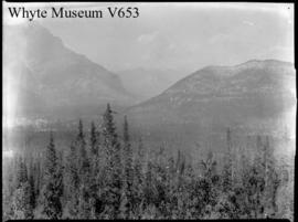 Untitled : [Banff from Sulphur Mountain]
