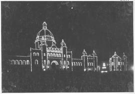 Parliament Bldg by night / 27979