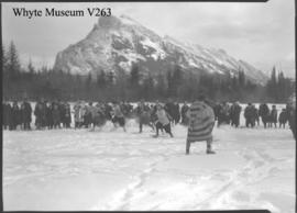 Banff Winter Carnival, races