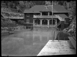Radium Hot Springs.