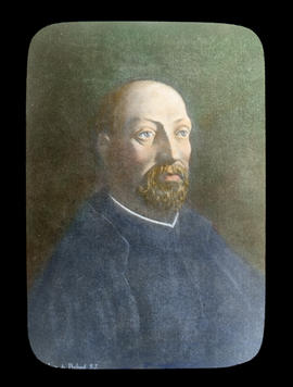Jean de Brebeuf, S.J. [Society of Jesus - members known as Jesuits] - [portrait]