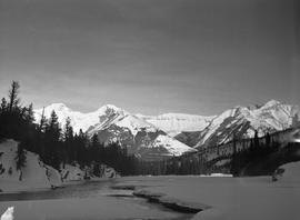Banff views, Fairholme Range.