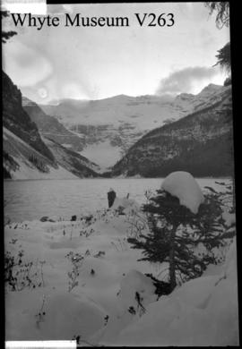 Lake Louise, half stereo