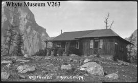 Rest house, Saddleback (ACC?)