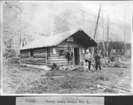 Spray Lake Lodge No.1 / 27193