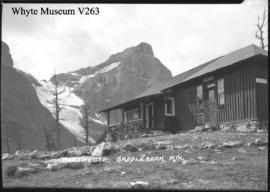 Rest house, Saddleback Mtn. (ACC?)