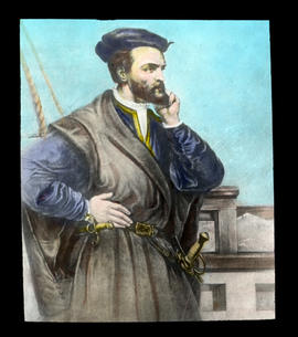 Jacques Cartier - [portrait]