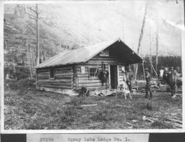 Spray Lake Lodge No.1 / 27194