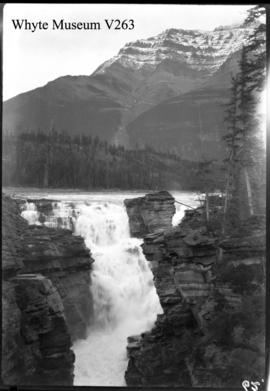 Athabasca Falls, Icefield trip?